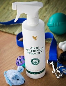 Aloe Veterinary Formula αλόη και ζώα