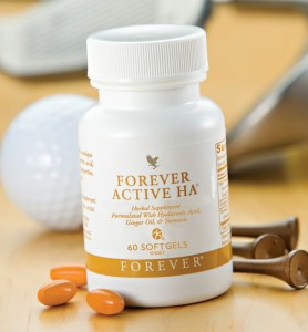 Forever Active HA® με ginger & κουρκουμά